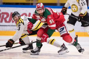 Jacob Lagace. Foto: Daniel Eriksson/Bildbyrån