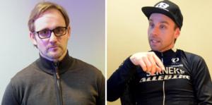 Jon Svensson och Emil Lindgren.