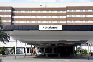 Katrin Pähn berättar om hur hon togs omhand på akuten och dagkirurgin på Sundsvalls sjukhus.