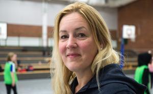 """""""Eleverna blir piggare och orkar mer"""" säger idrottsläraren Anna Grund."""