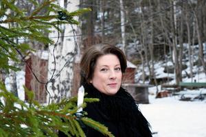 Anna Karin Wallberg, drabbad av migrän.
