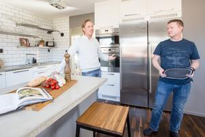 Richard Ström och Tomas Arvidsson har jobbar som bostadsfotografer i tio år.