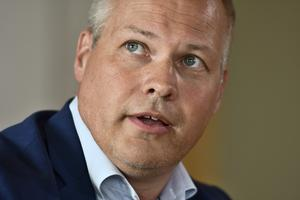 Än så länge är Morgan Johansson (S) justitieminister i en övergångsregering. Foto: Robert Henriksson