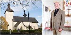 """""""Diakonen har ett särskilt uppdrag och det är en kompetens som vi nu saknar. Men det diakonala arbetet kan utföras även på andra sätt"""", säger Matts Sandström, ny kyrkoherde i Järna-Vårdinge pastorat, där Överjärna är en av kyrkorna."""