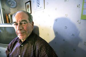 Valter Falk jobbade i Arnolds Livs i Skebäck mellan 1965 och 1975 och träffade många originella personligheter.