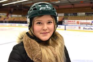 Och Hanna Smedborn är kandidat nummer sju.