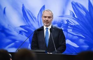 Jan Björklund lämnar ledningen för ett parti med svagt väljarstöd. Foto: TT