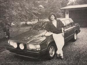 Bild från ÖA 3 augusti 1993.