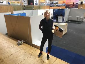 Lise Sundell, projektledare vid Expo Roslagen är stolt över att mässan växer.
