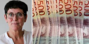 Nu finns det pengar att satsa på statliga stimulanspaket – tack vare att regeringen har amorterat på statsskulden, skriver Katarina Hansson, kommunstyrelsens ordförande i Kumla (S).