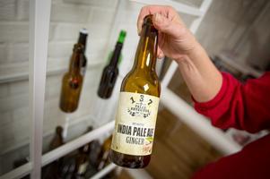 Södertäljebryggeriet 137 Telge brygghus köper glasflaskor av  Creopack AB.
