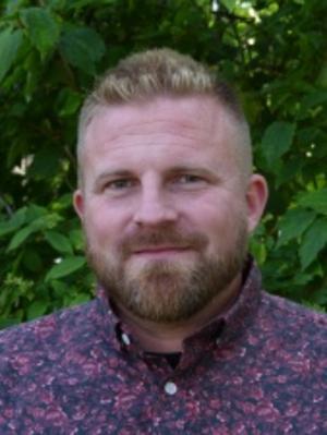 Andreas Tehlhammer är platschef på Nordviksskolan sedan i höstas.  Ursprungligen kommer han från skogsbrukssidan.