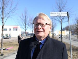 Peter Hultqvist vill träffa dig på söndag och prata om EU-valet.