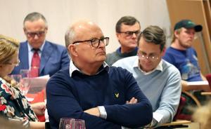 Kommunalråd Sten-Ove Danielsson (S).