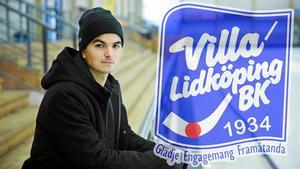 Max Eriksson är ny tränare för ÖSK i allsvenskan – och ny fystränare för Villa Lidköping. Foto: Marcus Titus.