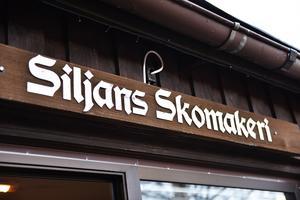 Siljans skomakeri har funnits sedan 1957.
