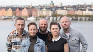 The Real Group kommer till Arboga. Foto: Markku  Pihlaja.