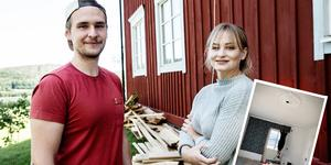 På Instagram kan man följa deras resa via kontot Gardenoveron (Gården Överön).