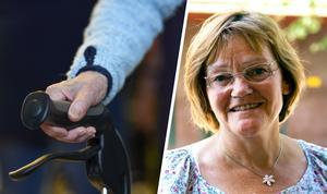 Skribenten tar upp äldreomsorgen i Södertälje i en replik till PRO:s lokala ordförande Agneta Enbom Holz.