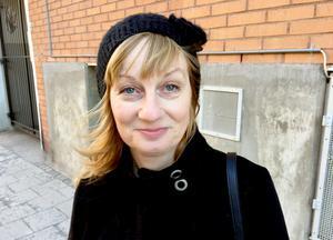 Maria Näslund, 51, arbetscoach, Sundsvall: