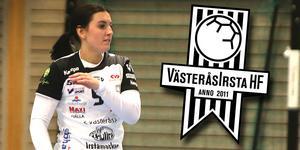 Ellen Göthlin är redo för återkomst på handbollsplanen efter flera års frånvaro på grund av korsbandsskada. Foto: VLT
