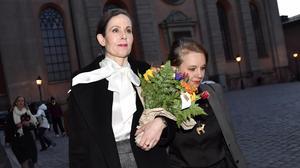 I torsdags meddelade Sara Danius att hon lämnar Svenska Akademien och rollen som ständig sekreterare.