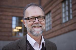 Hans Öjmyr, chef för Länsmuseet Gävleborg.