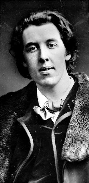 Oscar Wilde dog utblottad och bortglömd bara 46 år gammal. Foto: SCANPIX
