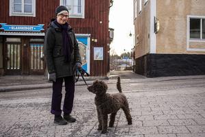 Mona Kvarnlöf, 73 år, Norrtälje: