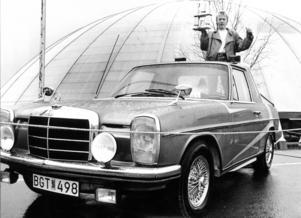 Epa-traktorerna fick en egen klass att tävla i 1987.Niklas Eriksson tog hem titeln