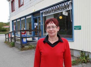 Imogen Schneider har flyttat från Tyskland till Dalfors och konstaterar att här finns det gott om byggbar mark i