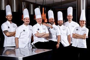 Fazer Culinary Team Sweden.