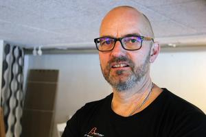 Lars Strand vill i det nya gymet sätta fart på Vansbronorna.