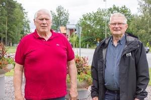 Håkan Ahlgren och Karl-Arne Löthgren, Fellingsbro.