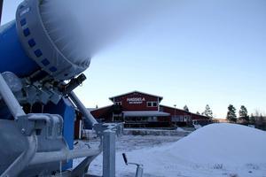 Hassela ski resort är till salu.