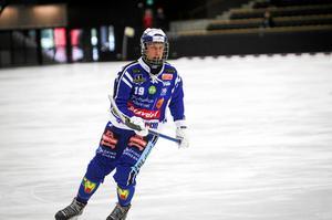Christoffer Norin blir kvar i Villa Lidköping.