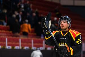 Emil Forslund kliver in i laget imorgon. Bild: Jonathan Näckstrand / BILDBYRÅN