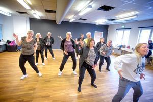 United Joy dance crew tävlade i tv 4-programmet Talang i vintras.  På lördag ska de inspirera andra till att rörelse.