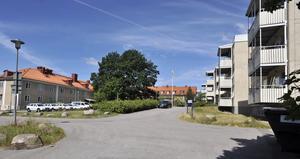 Artursberg ligger i Grusåsen. Foto: Christina Hjalmarsson