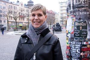 Ulrika Edsmalm är ordförande i Örebro jazz- och bluesklubb, och väl förtrogen med Örebros affischpelare. Som ideell förening är det ett viktigt sätt att försöka nå publiken.