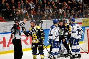 Häng med Hockeypuls live efter SSK–Leksand.