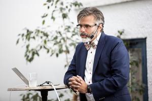 Christer Mattsson, föreståndare vid Segerstedtinstitutet på Göteborgs universitet. Foto: pressbild