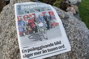 NA Bergslagen, tisdag 21 maj.