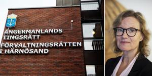 Advokat Christina Bergenstein företrädde Driftaren AB under rättegången i höstas.