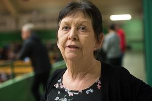 Karin Norberg, 65+, pensionär, Sundsvall.