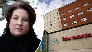 Det syns inte, men Anna Karin Wallberg lider i det tysta alla helvetets kval. Hon är en av 200 000 svenskar som drabbats av kronisk migrän. 4 400 av dem bor i Dalarna.