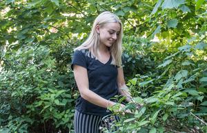 Hanna Hjalmar fyller 20 år den 16 juni.