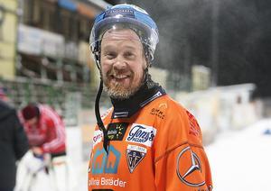 Ville Aaltonen – en stark kämpe och poängfixare när Bollnäs kryssade mot VSK hemma på Sävstaås.