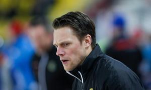 Sveriges assisterande förbundskapten Stefan