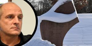 Patric Hammar säger att Estoniamonumentet ska renoveras under våren.